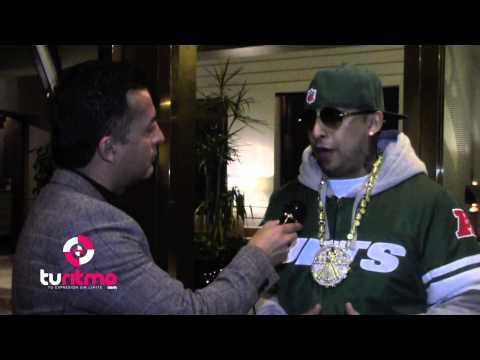 Ñengo Flow en entrevista con Angel Villagomez para TURitmo.com