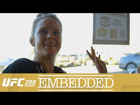 """UFC 208 Embedded, cz. 2 – """"Teraz albo nigdy"""""""