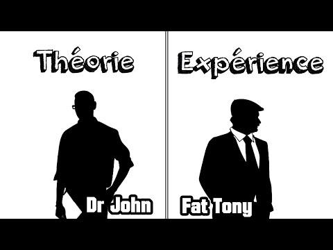 Ep33 - Faire confiance à la théorie, ou a l'expérience ?