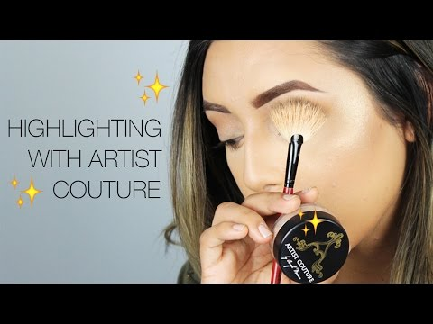 HIGHLIGHTING WITH ARTIST COUTURE