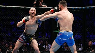 MMA | Combate Fresno: México vs USA | Steven Bolinger vs Emilio Horta