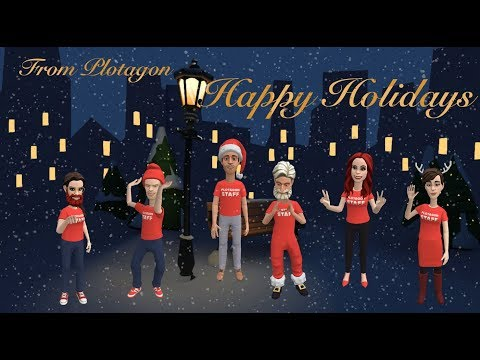 Our warmest wishes for a Happy Holiday Season!
