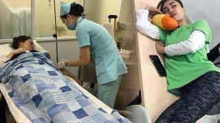Ninh Dương Lan Ngọc BẤT NGỜ nhập viện, kiệt sức vì quay gameshow!