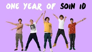 1 Year of Soin 1D