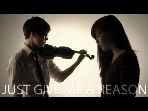Baixar P!nk - Just Give Me A Reason ft. Nate Ruess - Jun Sung Ahn Violin Cover ft. Sarah Park