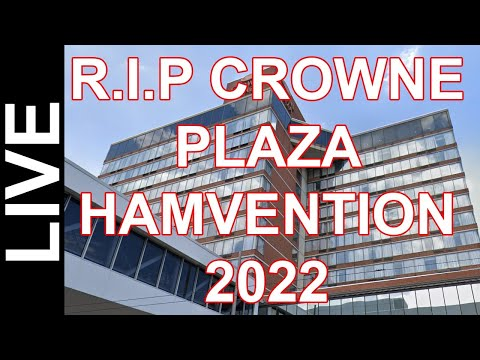 R.I.P Crowne Plaza - New Venue for Hamvention 2022