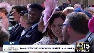 FULL VIDEO: Prince Harry and Meghan Markles Royal Wedding
