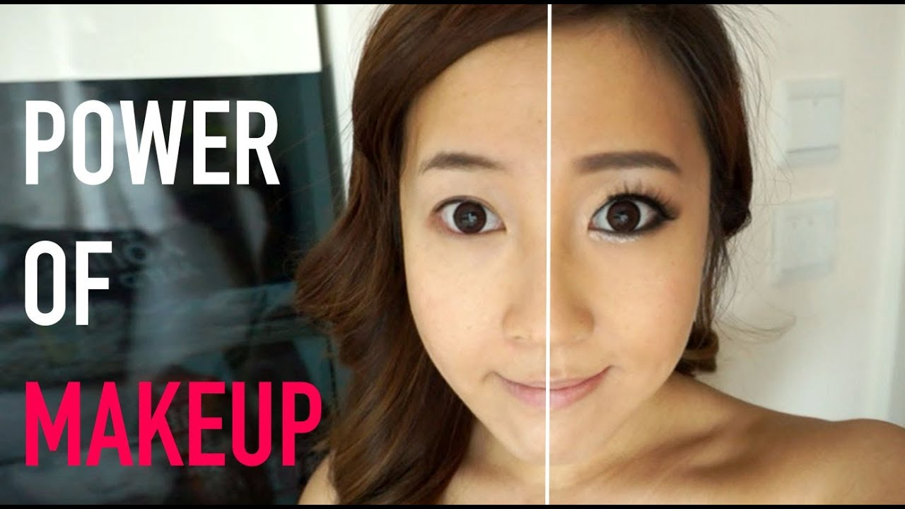 POWER OF MAKEUP! - YouTube