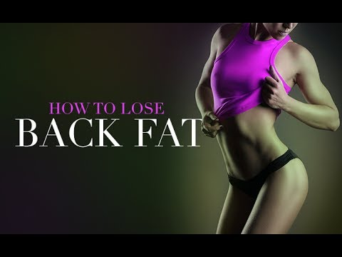 How To Lose Lower Back Fat (PRO TIPS AND FULL WORKOUT!!)