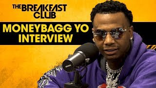 Moneybagg Yo Brings Marked Bills To The Breakfast Club, Talks '2 Heartless' Mixtape + More