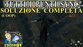 Assassin's Creed Unity - Tutti i punti Sync (guida trofeo ABILISSIMO)