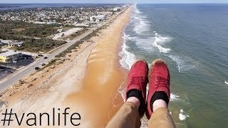 Soaring Over The Beach On My Paramotor