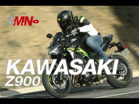 Prueba Kawasaki Z900 Performance 2020 [FULLHD]