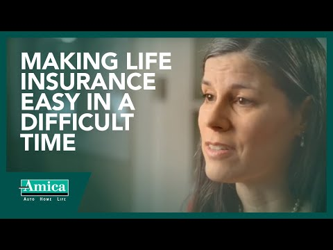 Making life insurance easy in a difficult time: Jenna's story