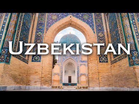 Uzbekistan | Central Asia's Forgotten Gem (Virtual Vacation)