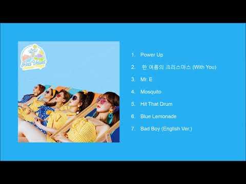 [FULL ALBUM AUDIO] — Red Velvet 레드벨벳 —