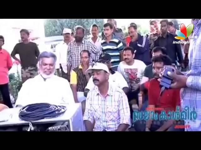 Salaam Kashmir Malayalam Making