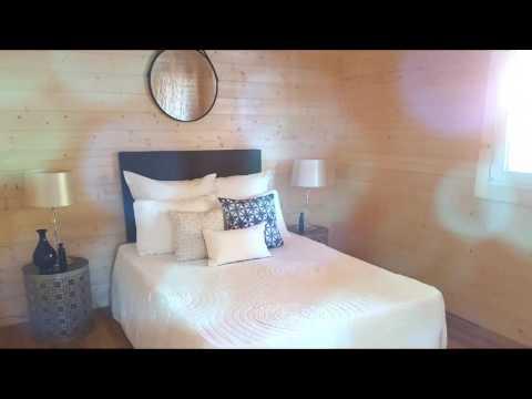 CYPRUS 40m2  |  1 bedroom Scandinavian Granny flat