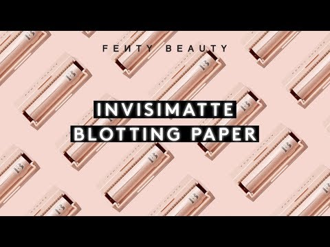 INVISIMATTE BLOTTING PAPER | FENTY BEAUTY