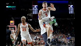 The final five minutes and OT of Virginia's national championship