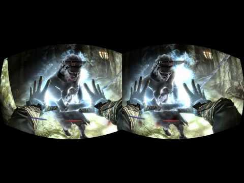 Vireio Perception New Driver Generation : Skyrim