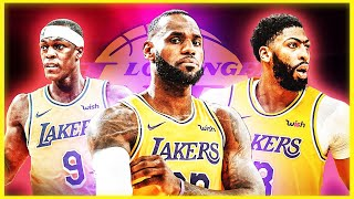 Why The Lakers Are The BEST TEAM In The NBA - NEW Big Three!