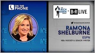 ESPN's Ramona Shelburne talks Kawhi, Lakers, Thunder & more w/ Rich Eisen | Full Interview | 7/9/19