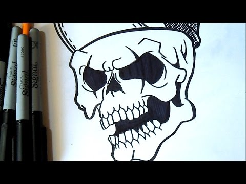 Como dibujar al payaso joker - Comment dessiner joker ...