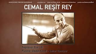 Ece İdil - Ağır Zeybek Havası [ Anadolu'dan Türküler Manzaralar © 2004 Kalan Müzik ]