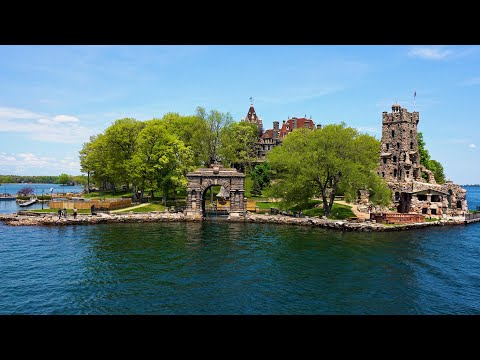 1000 Islands, Canada & USA in 4K Ultra HD