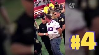 Fan Master | New York Giants fan gets pulled off the stands by police  Nov 12, 2017