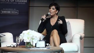 Architects of Change: Kris Jenner & Maria Shriver