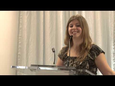 Ellie Ennas' Speech Part 2