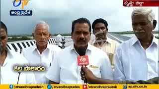 Naidu to open bridge on Krishna river today; benefit to Di..