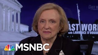 Elizabeth Drew On 'The Danger In Not Impeaching President Donald Trump' | The Last Word | MSNBC