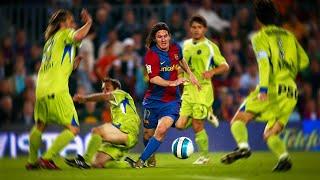 Il Miglior Goal di Lionel Messi ad ogni Età (17-33) HD