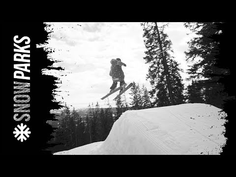 SkiStar Snow Parks - How to - Switch 360
