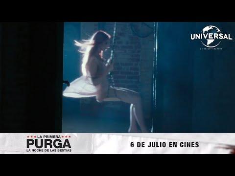 LA PRIMERA PURGA: LA NOCHE DE LAS BESTIAS | 6 de Julio en Cines.
