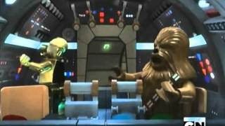 Lego Star Wars: The Empire Strikes Out (2012) - (FULL MOVIE)