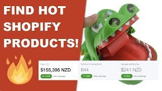 How To Find HOT Shopify Products On Facebook In Seconds! (Quick Trick) - YouTube