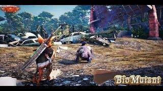 BioMutant Gameplay PS4 Xbox One e PC Lançamento 2018