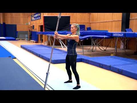 Gymnastiskt Basträningsprogram 08 Joystick twist