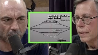 Bob Lazar Details His UFO Experiences | Joe Rogan