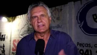 Senador Ronaldo Caiado destaca sucesso da raça Senepol
