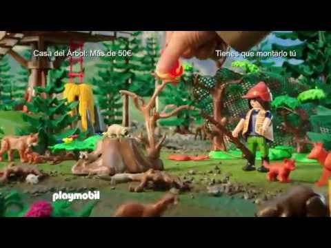 PLAYMOBIL – Casa del Árbol de Aventuras (español)