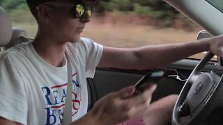 car radio snapchat stories