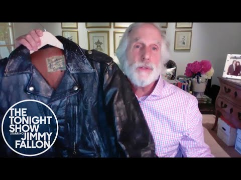 Henry Winkler Shows Off His Official Happy Days Fonzie Jacket