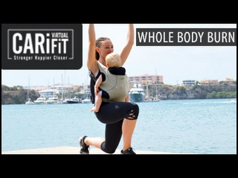 Whole Body Burn Workout: Post Natal- CARiFiT