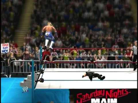 WWE 13 Shawn Michaels Vs  Sting      Fantasy Match  Vol. 1