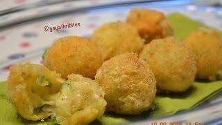 chilli cheese balls